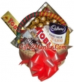 Assorted Chocolate Lover Basket 10